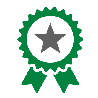 ribbon with star